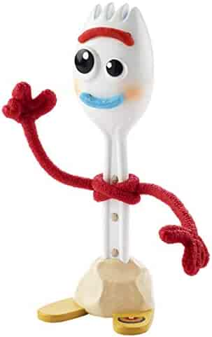 Disney Pixar Toy Story True Talkers Forky Figure, 7.2