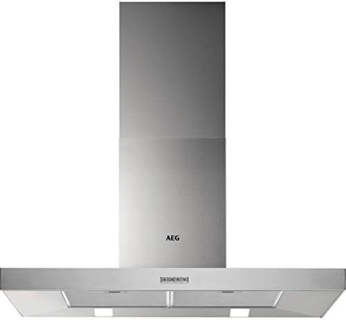 AEG DBB3950M - Campana (603 m³/h, Canalizado/Recirculación, B, F, C, 69 dB): Amazon.es: Hogar