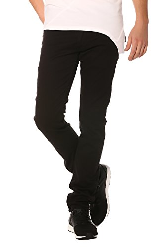 Japan Rags - Jeans JH711 BASW03_3001-BLACK - Homme