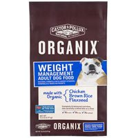 Castor and Pollux Organix Canine Adult Weight Management Formula Dry Dog Food, My Pet Supplies
