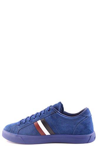 MONCLER Zapatillas Para Hombre Azul Azul It - Marke Größe