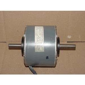 Ge 5ksp39kg6304s 1 8 hp double shaft motor 208 230v 1082 for 1 8 hp electric motor