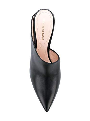 Chaussures Noir Femme À 909a51vls4n99 Kirkwood Cuir Talons Nicholas zwqtX5n