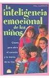 img - for La Inteligencia Emocional de Los Ninos (Spanish Edition) by Will Glennon (2002-04-02) book / textbook / text book