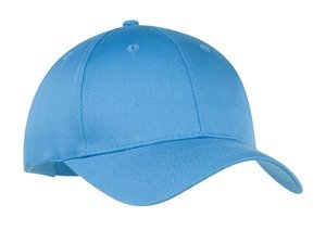 Port & Company Men's Six Panel Twill Cap OSFA Carolina ()