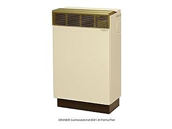 Oranier Gasheizautomat Palma Plan 3,3 kW: Amazon.de: Küche & Haushalt
