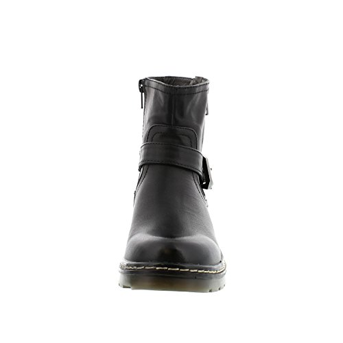 Nero Collection Botin Mtng Negro Donna hip Da Scarpe RzH1qP