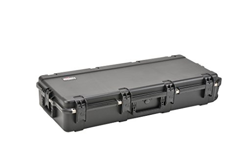 SKB Injection Molded Water-tight Case 42 x 17 x 8 Inches Empty with wheels (3I-4217-7B-E)