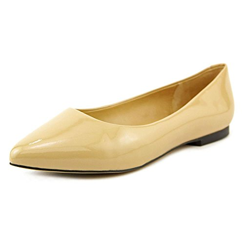Trotters Women's ESTEE Shoe, nude, 7.5 W US