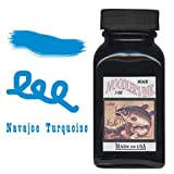 Noodlers Ink 3 Oz Navajo Turquoise