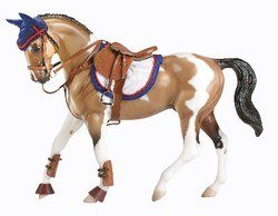 Breyer Traditional English Riding Accessory Toy Set