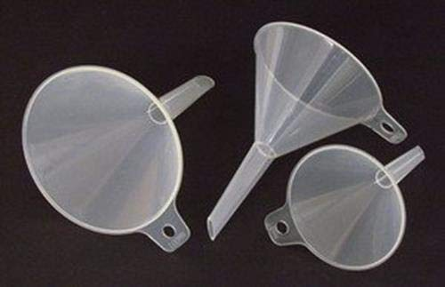 Funnel Filter PP with Holding Tab 100mm Pack of 10 by SEOH