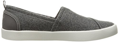 Skechers BOBS Women's Bobs-b Love Flat, Charcoal, 5.5 M US by Skechers (Image #7)'