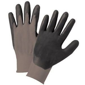 Buy anchor brand coated gloves, 2x-large, gray