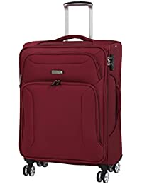 """Megalite Fascia 26.6"""" Expandable Checked Spinner Luggage - eBags"""