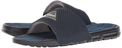 Pictures of Quiksilver Men's Amphibian Slide Athletic Sandal D(M) US 4