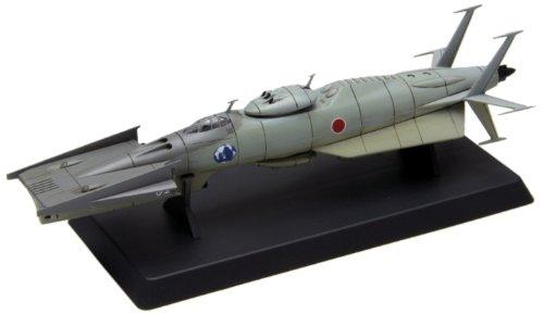 Former Federal Space Earth Defense Force Federal Solar Fleet Destroyer (1/500 scale Plastic Model) [JAPAN]