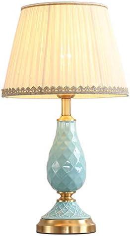Lámpara Decorativa De Sobremesa De Cobre, Lámpara De Mesa, Lámpara ...