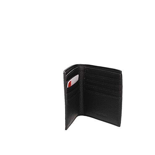9e2f591526 Armani Jeans Bilfold Script Wallet Nero rwrA60q