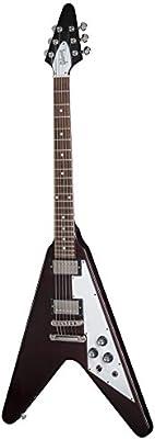 Gibson Flying V 2018 Aged Cherry · Guitarra eléctrica: Amazon.es ...