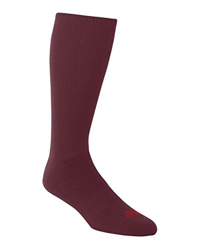 Maroon Large A4 Performance Tube Sports (Maroon Softball Shoes)