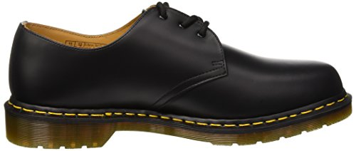 Shoe smooth Oxford Black Eye Three W Dr Women's 1461 Martens pwqx0Av