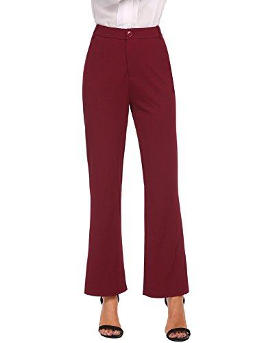 Wide Leg Contour Waist Pant - 6