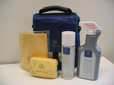 Genuine Mercedes-Benz Interior Car Care Kit