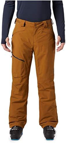 Mountain Hardwear Cloud Bank Gore-Tex Pant - Men's Golden Brown Large Regular