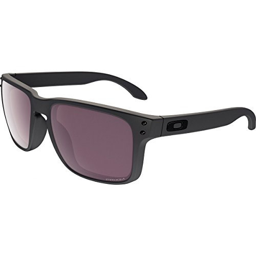 Oakley Holbrook Sunglasses, Steel/Prizm Daily Polarized, One - Womens Sunglasses Oakley