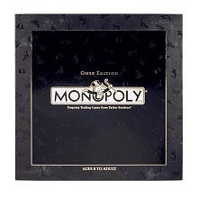 Monopoly Onyx Edition ()