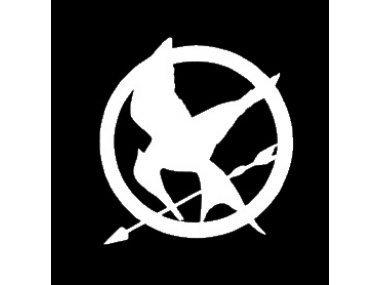 SoCool - Mocking Jay - Hunger Games Symbol - Vinyl 5.5