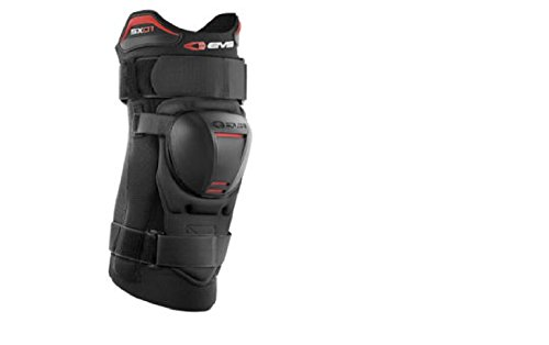 (EVS Sports SX01 Knee Brace (Gray/Black, Youth))