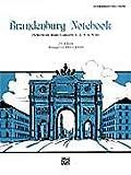 Brandenburg Notebook, Johann Sebastian Bach, 0769252869