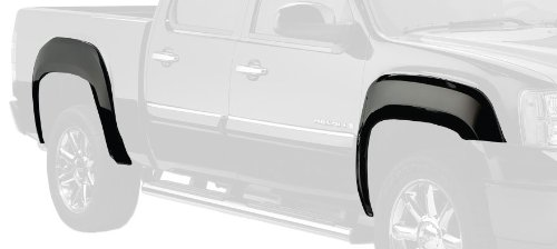 Bushwacker 40926-02 GMC OE Style Fender Flare - Set of 4 ()
