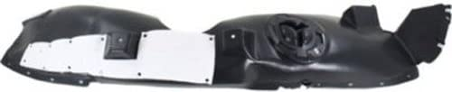 CPP Front Passenger Side Right Splash Shield Fender Liner for 14-17 Chevy Equinox
