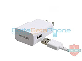 Samsung ETA-U90JWEGSTA 2.0 Amp Travel Charger with Detachable Micro USB Cable for Samsung Galaxy Note, Galaxy Note 2 II N7100, Galaxy S3 S III I9300, Galaxy S3 Mini, Galaxy S4 S IV GT-I9500 and Other Smartphones, White (Bulk Packaging) (B00BD6XTDK) | Amazon price tracker / tracking, Amazon price history charts, Amazon price watches, Amazon price drop alerts