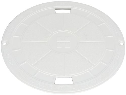 Hayward WGX1070C Round Cover Replacement for Hayward Wg10712SFVA Concrete Skimmers
