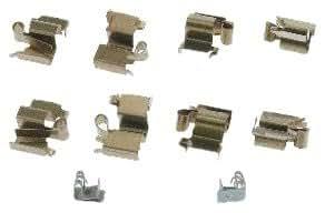 Carlson Quality Brake Parts H5764Q Disc Brake Hardware Kit