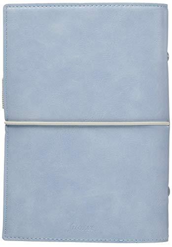 Filofax Domino Soft Organizer, Personal (Pale Blue)