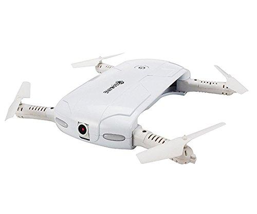 ARRIS(アリス) Eachine E50 FPV ミニ ポケットドローン Wifi カメラ付き スマートドローン RC クワッドコプター RTF 生中継可能