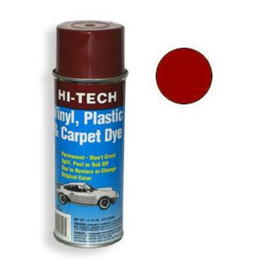- Detail King Hi-Tech Autumn Red Vinyl Plastic & Carpet Aerosol Dye