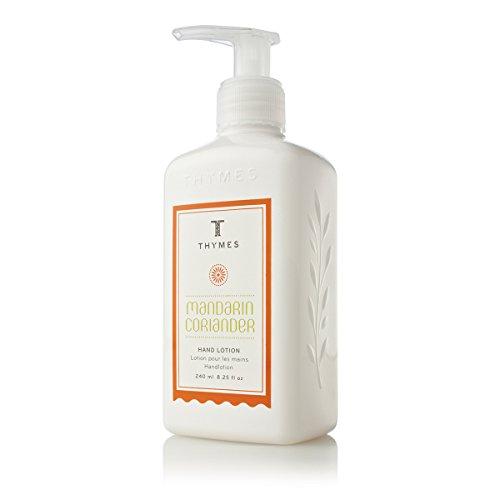 Thymes - Mandarin Coriander Hydrating Hand Lotion - 8.25 (Thymes Mandarin Coriander)