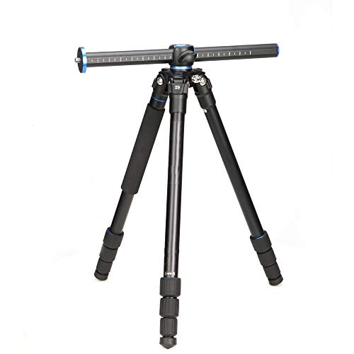 AIMOOW 2019 Portable Tripod for Camcorder Video Camera DSLR Tripod Stand Tripods Professional SLR Digital Multi-Camera Photography Aluminum Tripod