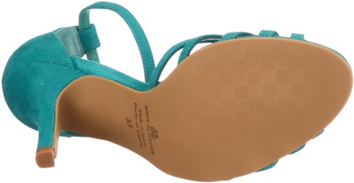 vestir Verde Schnoor para S121651 de ante de S121651 Sandalias Sofie mujer 46xXaBwqq