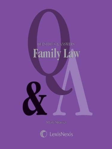 Questions and Answers: Family Law (Questions & Answers)
