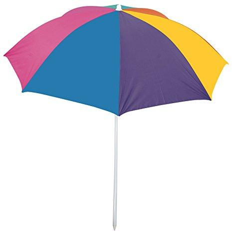 6' Rio Beach Umbrella - Rio Brands 6' Sunshade Umbrella - UB884