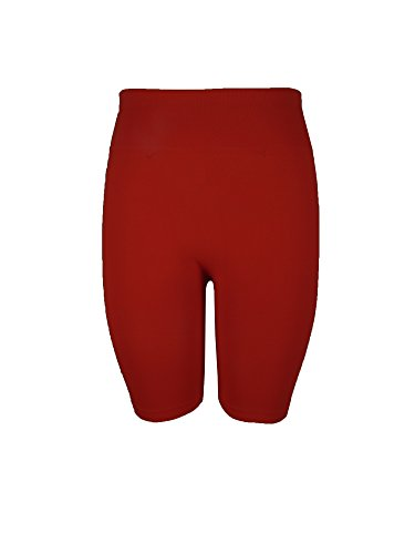 Price comparison product image Crush Women's Seamles Bike Shorts-Red Size L/XL