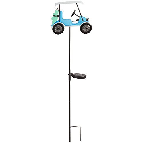 Golf Cart Solar Stake by Fox River CreationsTM
