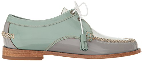 G.H. Bass & Co. Women's Winnie Tuxedo Loafer Light Blue / Grey store cheap price I2tFFC